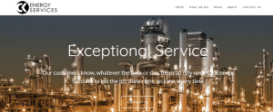 Exciting Times at CK Energy Services